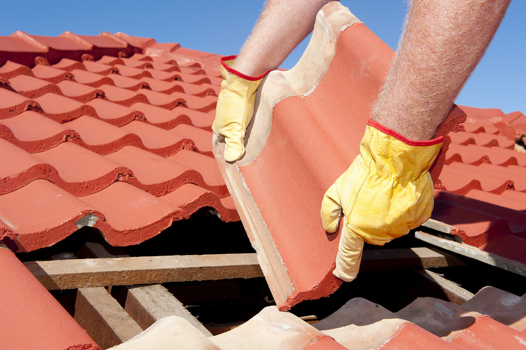 Fixing Leaks in Your Tile Roof